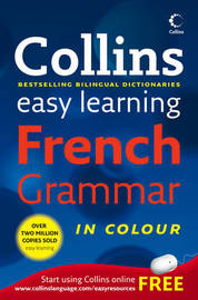 Collins Easy Learning French Grammar image