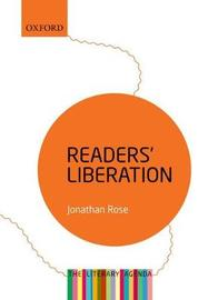Readers' Liberation by Jonathan Rose