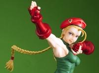 Street Fighter Bishoujo: 1/7 Cammy (SF2 Ver.) - PVC Figure