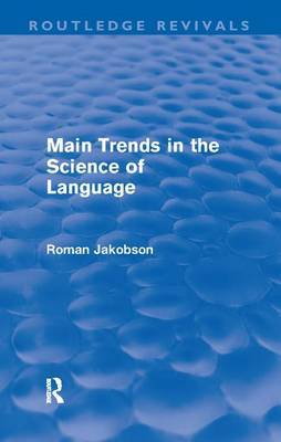 Main Trends in the Science of Language image