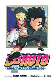 Boruto, Vol. 4 by Masashi Kishimoto