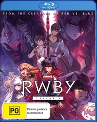 RWBY - Volume 5 on Blu-ray