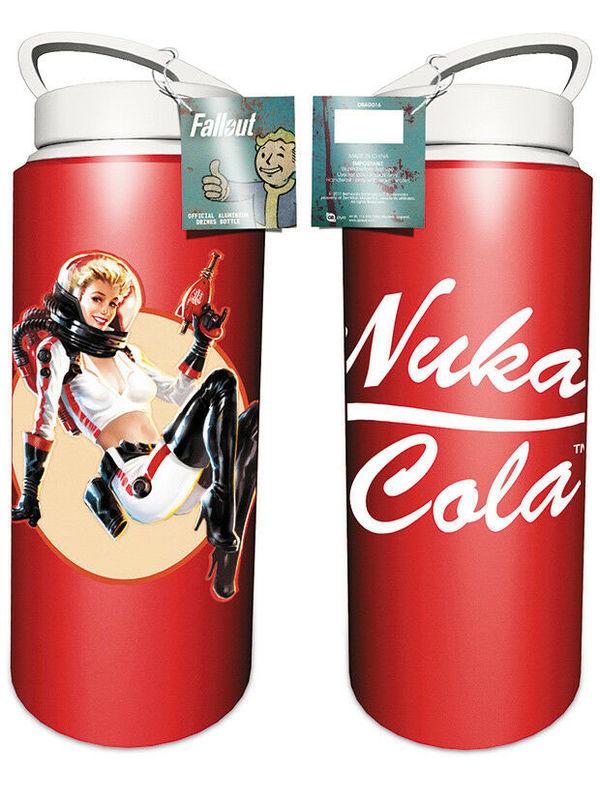 Fallout Nuka Cola Aluminium Drink Bottle