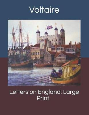 Letters on England by Voltaire image