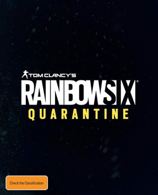 Tom Clancy's Rainbow 6 Siege Quarantine for Xbox Series X