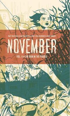 November Volume II by Matt Fraction
