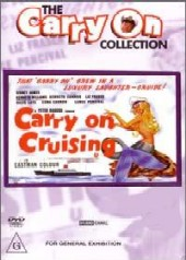 Carry On Cruising on DVD