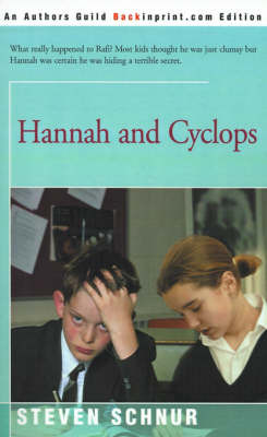 Hannah and Cyclops by Steven Schnur image