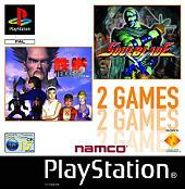 PSOne Twin Pack: Tekken 2 & Soulblade for PS2