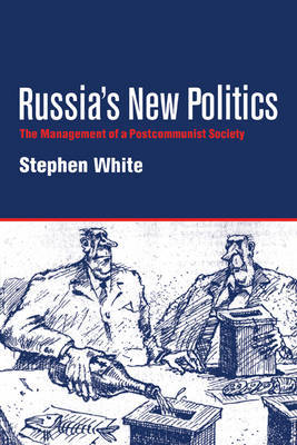 Russia's New Politics by Stephen White image