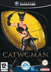 Catwoman for GameCube