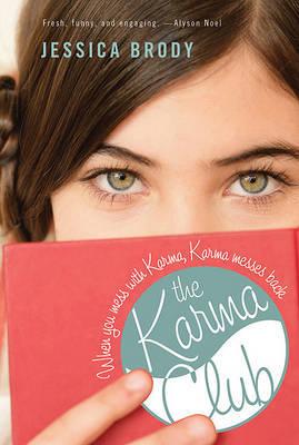 The Karma Club by Jessica Brody image