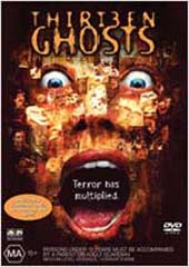 Thirteen Ghosts on DVD