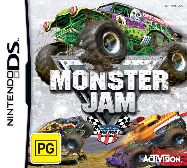 Monster Jam for Nintendo DS