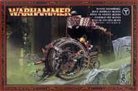 Warhammer Skaven Doomwheel