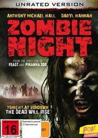 Zombie Night on DVD