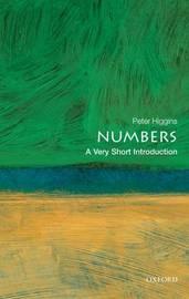 Numbers by Peter M Higgins image