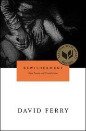Bewilderment by David Ferry