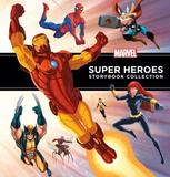Marvel Super Heroes Storybook Collection by Marvel Press Group