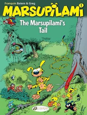 The Marsupilami's Tail by Franquin