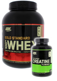 Optimum Nutrition Gold Standard 100% Whey - Mocha Cappuccino (2.27kg)