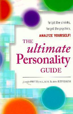 The Ultimate Personality Guide by Jennifer Freed