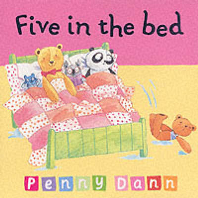 Five in the Bed by Penny Dann image