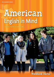 American English in Mind Starter Workbook by Herbert Puchta