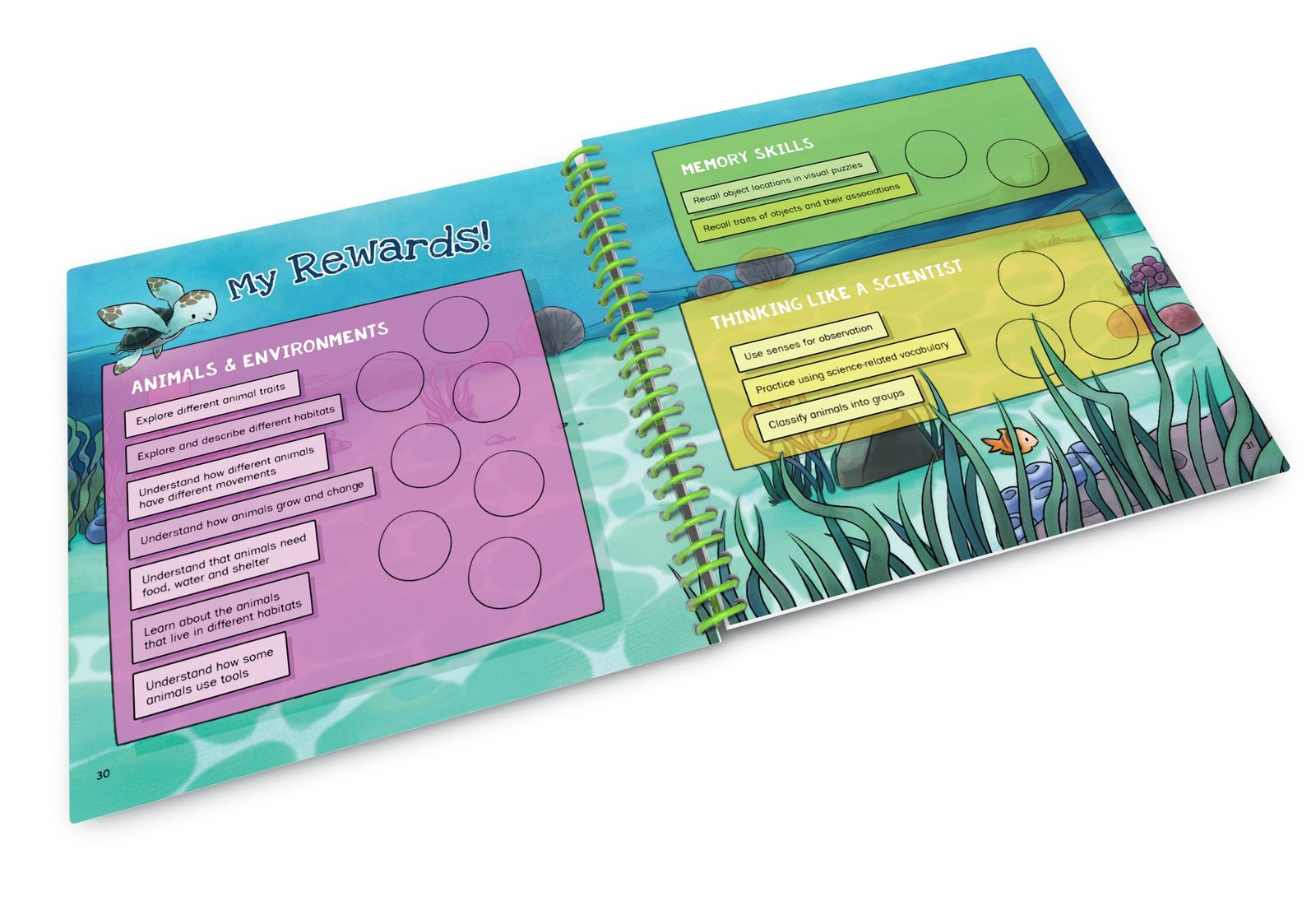 Leapstart: Animal Discovery - Activity Book (Level 1) image