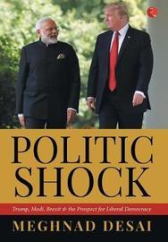 POLITICSHOCK by Meghnad Desai image