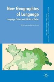 New Geographies of Language by Rhys Jones