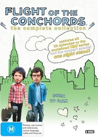 Flight of the Conchords: Seasons 1 and 2 on
