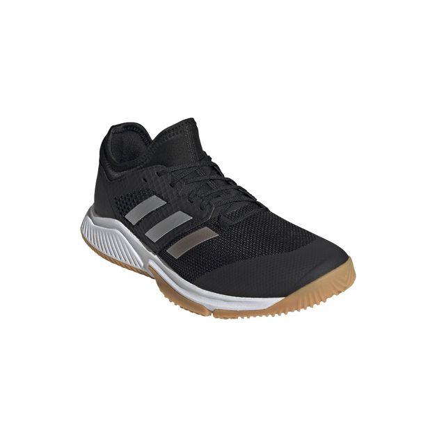 Adidas Court Team Bounce - Black (US 10.5)