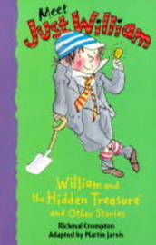 William and the Hidden Treasure and Other Stories by Richmal Crompton image
