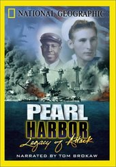 National Geographic - Pearl Harbour - Legacy Of Attack on DVD
