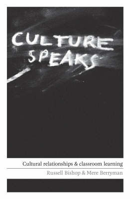 Culture Speaks by Russell Bishop
