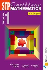 STP Caribbean Maths Book 1 by C. E. Layne image