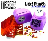 Green Stuff World - Miniature Leaf Punch (Light Purple)