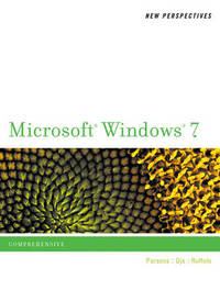 New Perspectives on Microsoft Windows 7 by June Jamnich Parsons image