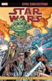 Star Wars Epic Collection: Rise of the Sith: Volume 1 by Scott Allie