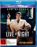 Live By Night (Blu-ray + Ultraviolet) on Blu-ray