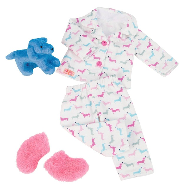 Our Generation: Regular Outfit - Counting Puppies Pajamas