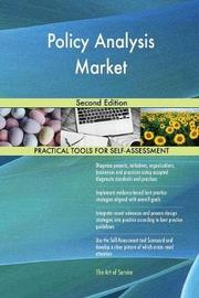 Policy Analysis Market Second Edition by Gerardus Blokdyk image