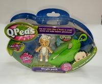 QPeas: Posable Mini Dolls - Single (Sukie)