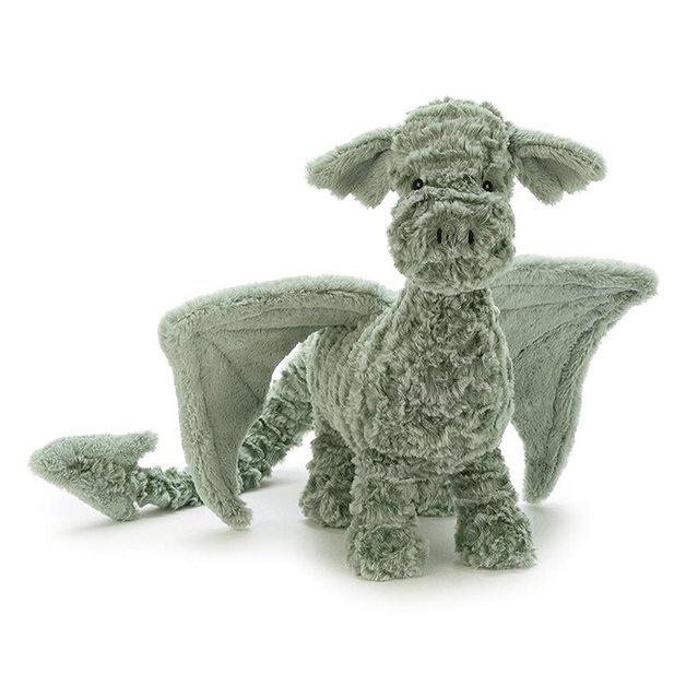 Jellycat: Drake Dragon - Medium Plush