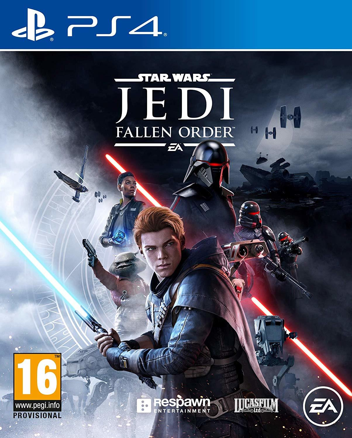 Star Wars Jedi: Fallen Order for PS4 image