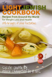 Light Jewish Cookbook by Annick Champetier de Ribes image