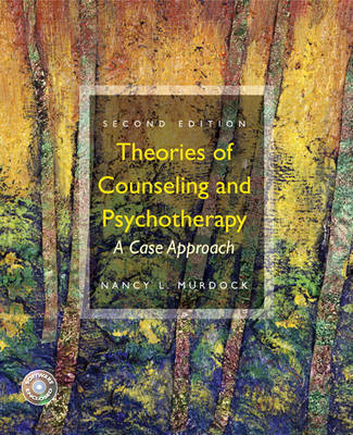 Theories of Counseling and Psychotherapy: A Case Approach by Nancy L. Murdock image