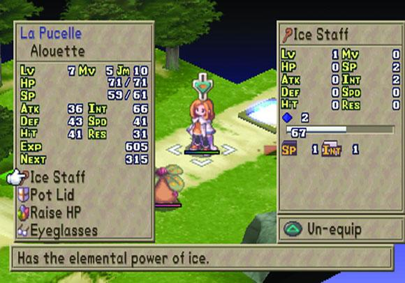La Pucelle: Tactics for PlayStation 2 image