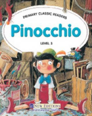 Pinocchio: For Primary 3 by Jane Swan image